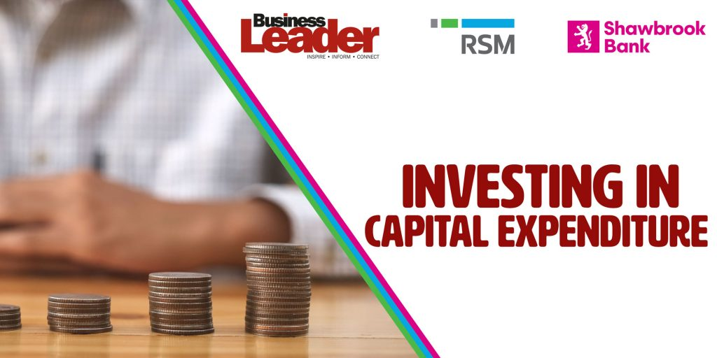 Investing in capital expenditure