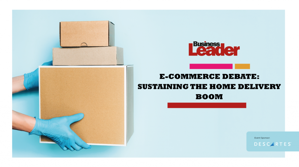 E-commerce debate – sustaining the home delivery boom