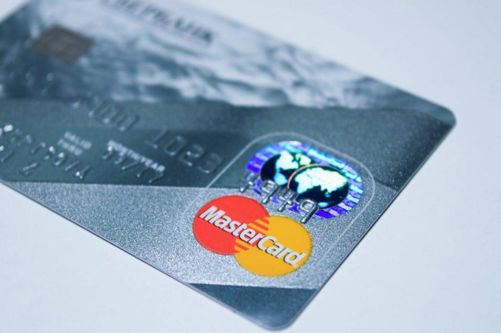 Mastercard card