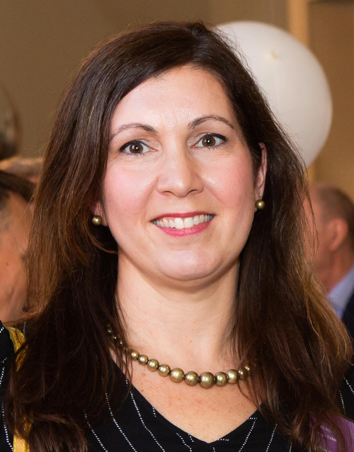 Sarah Asprey, Client Services Director, Sprague Gibbons