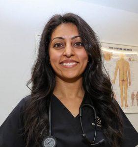 Dr. Alisha Damani, The Medic Today